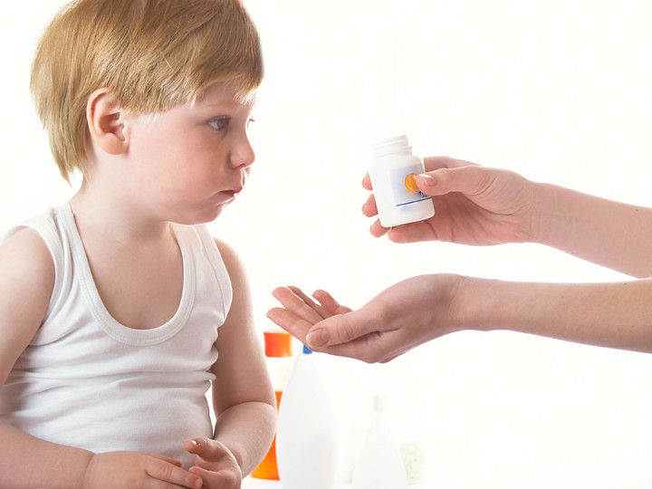 Are There GMOs in Your Children's Multivitamin?